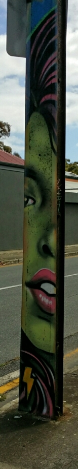Stobie pole art Bowden